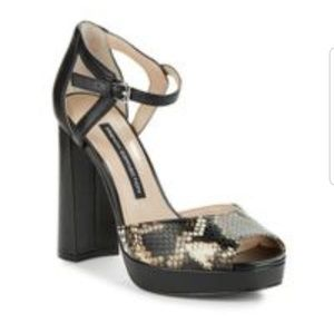 French Connection Dita Platform Sandal